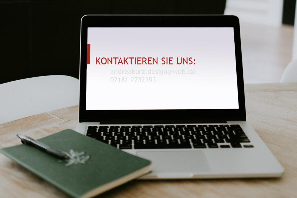 Andrea Kurz Design, Kontakt
